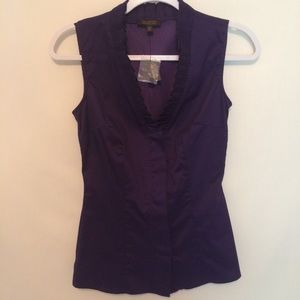 The Limited Essential Shirt.NWT. SzXS. Sleeveless